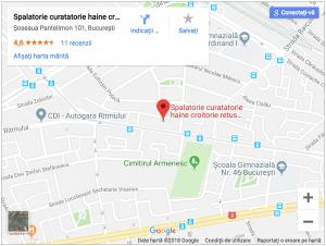 Harta Croitorie Agua sector 2